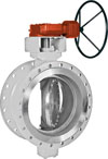 AM780 SERIES TRIPLE ECCENTRIC BUTTERFLY VALVES